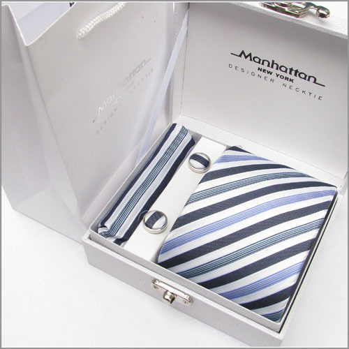 Popular 2010 measurement , quality gift box set casual silk tie , l-777