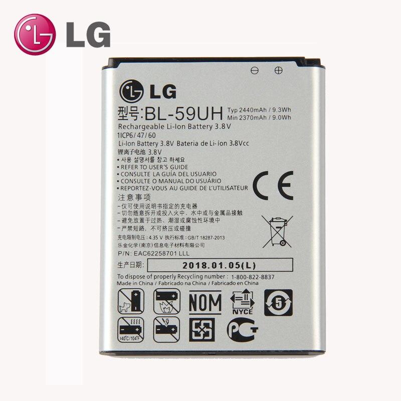 d11c2689a25 Original LG G2 mini Battery FOR LG G2mini D618 D620 D620R D620K D410 ...
