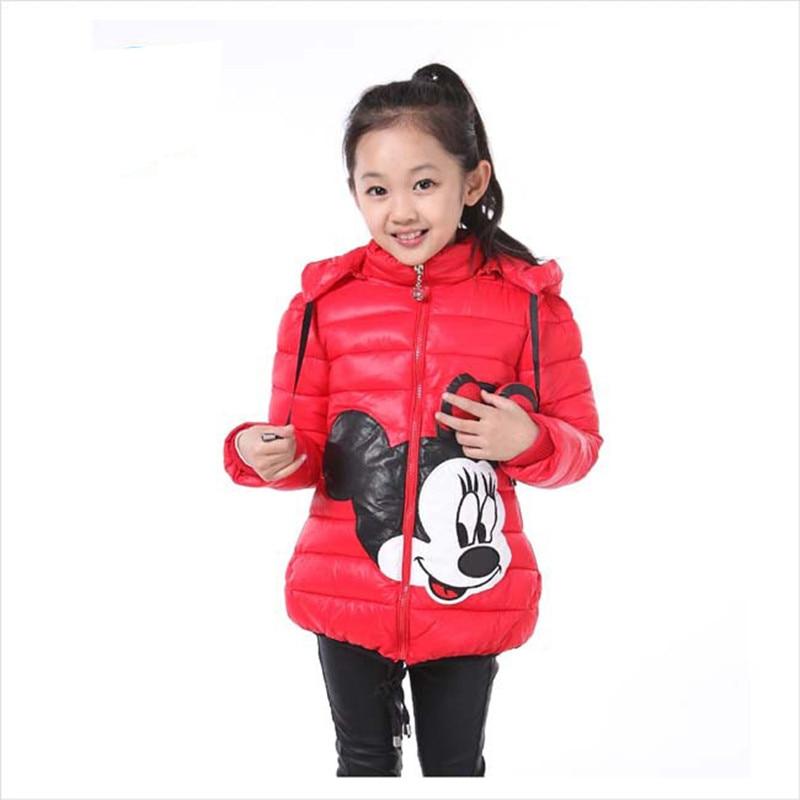 Qızlar Moda Gödəkçələr Uşaq Geyimləri Mickey Minnie Qız - Uşaq geyimləri - Fotoqrafiya 2