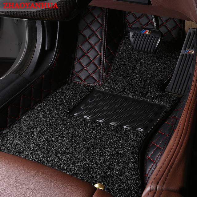 Custom Fit Car Floor Mats For Ford Focus Mondeo Fiesta S