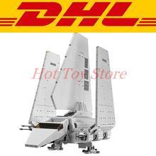 MOC LEPIN 05034 UCS 2503Pcs Star Wars Imperial Shuttle Model Building Kit Minifigure Blocks Bricks Compatible Toys 10212