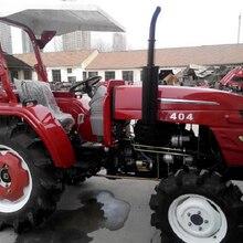 40HP 4WD сельскохозяйственный трактор из Китая