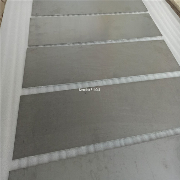 Pure Titanium metal Ti Gr1 Grade1 0.8mm Thin Plate Sheet titanium 0.8mm x340x1200 mm,4pi ...