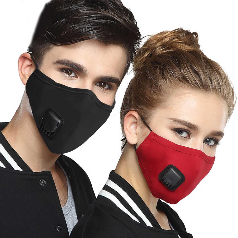 maschera antipolvere di cotone