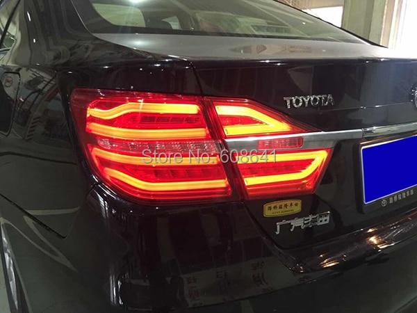 TOYOTA- ի համար Camry Aurion- ը camry V55 LED հետևի - Ավտոմեքենայի լույսեր - Լուսանկար 6