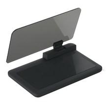 "6"" HUD Head Up Display Car HUD Auto LCD Digital Windscreen Projector Vehicle SUV Phone/GPS Navigation Holder Head Up Project"