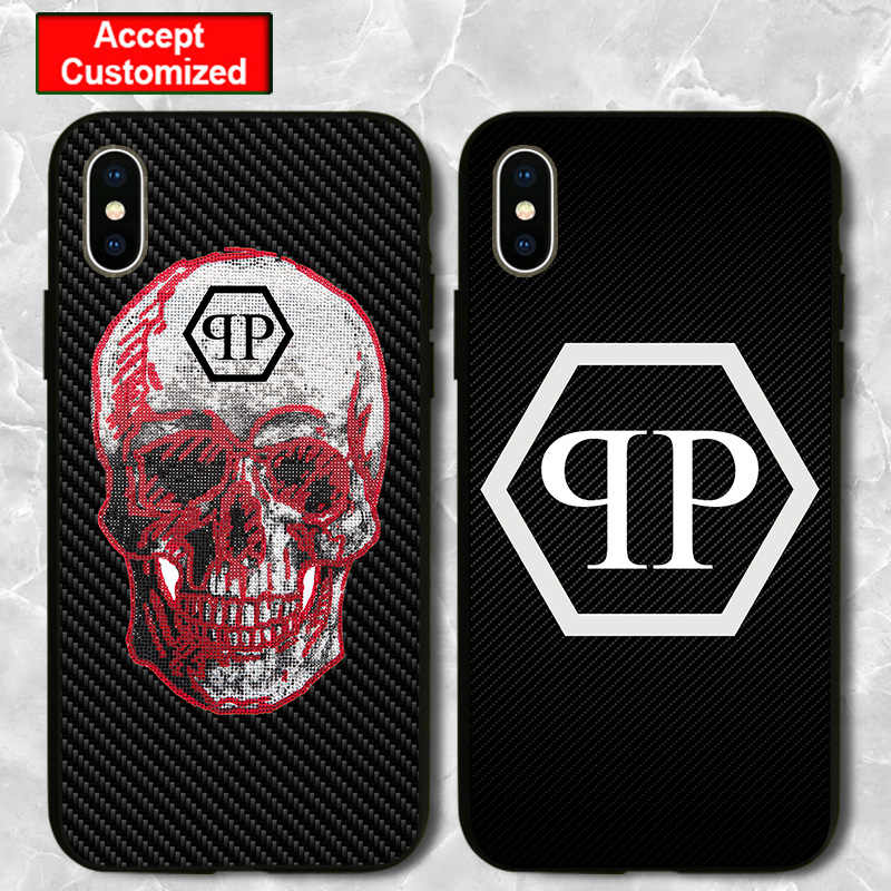d852f3ed40 Detail Feedback Questions about Luxury PHILIPP Skull Plein Soft Case ...