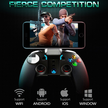 iPega PG 9099 Wireless Gamepad Android Phone for Ps3 Controller Bluetooth Joystick Gaming P3 Dual Motor Vibration Turbo Game Pad 2