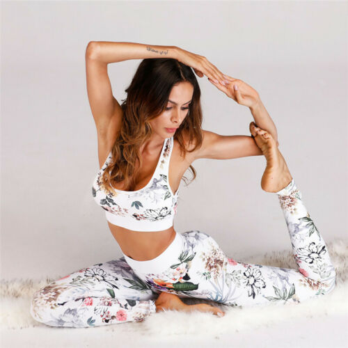 Female Sport Yoga Suit Women Fitness Clothing Sport Wear High Waist Yoga Set Gym Jogging Suits Running Leggings Women Set