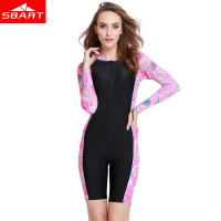 SBART Wetsuit Men Surf Scuba Diving Suit For Women Traje Neopreno De Buceo Upf50+ Rash Guard Surfing Wet Suit