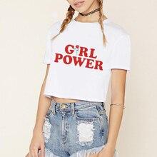 Nothing Rose Girl Power T-shirt
