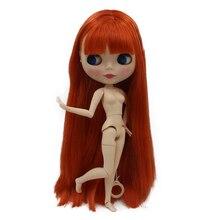 Блит кукла BJD, Neo Обнаженная кукла Blyth уникальные, непрозрачные уход за кожей лица куклы может изменить макияж и платье DIY, 1/6 мяч шарнирными куклы NO51