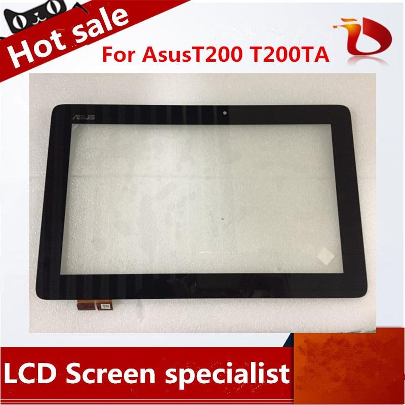 For 11.6 Asus Transformer Book T200 T200TA New Black Touch Screen Panel Digitizer Sensor Repair Replacement Parts
