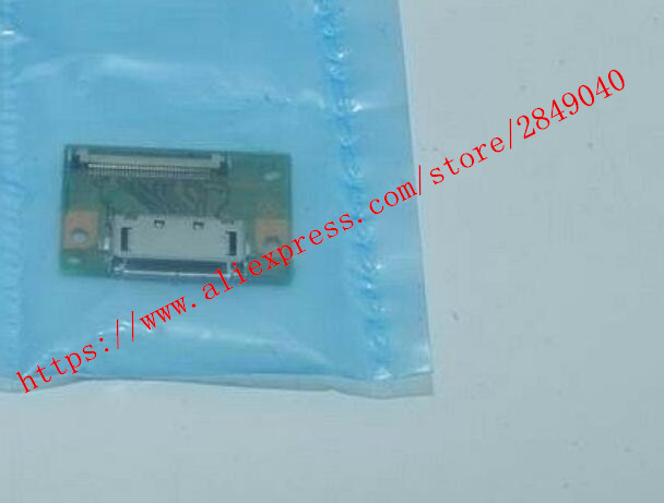 NEW For Sony PXW-FS7 PXW-FS7M2 LCD Screen Interface board Mounted C.Board Repair Parts VF-93 A2062509ANEW For Sony PXW-FS7 PXW-FS7M2 LCD Screen Interface board Mounted C.Board Repair Parts VF-93 A2062509A
