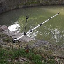 Fishing Pole Holder Rod Stand Bracket Angle Adjustable Fishing Adjustable Telescoping Fishing Tool Hand Rod Holder   B2C