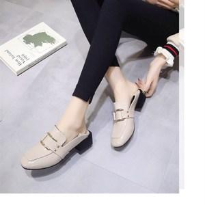 Image 2 - Buty designerskie damskie luksusowe 2020 letnia kobieta moda czarna praca lakierki wysokiej jakości Plus size damskie buty Zapatos mujer