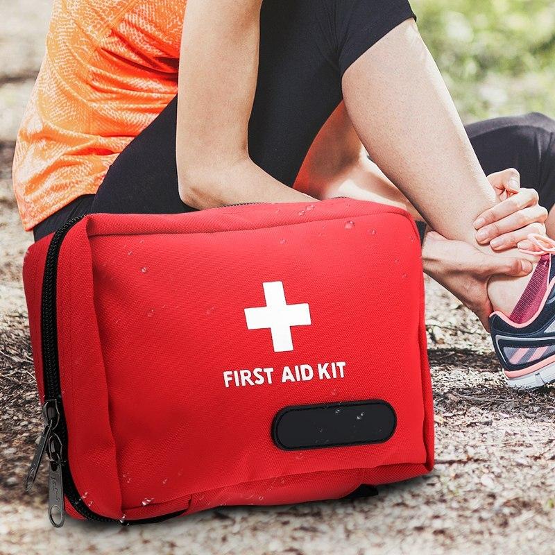 NEUE Outdoor Taktische Notfall Medizinische Erste Hilfe Tasche Taschen Überleben Pack Rettungs Kit Leere Tasche