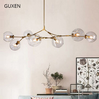 GUXEN Led Chandelier Light AC110V 220V Modern decorative lights Lighting for Dining Room 5 years warranty