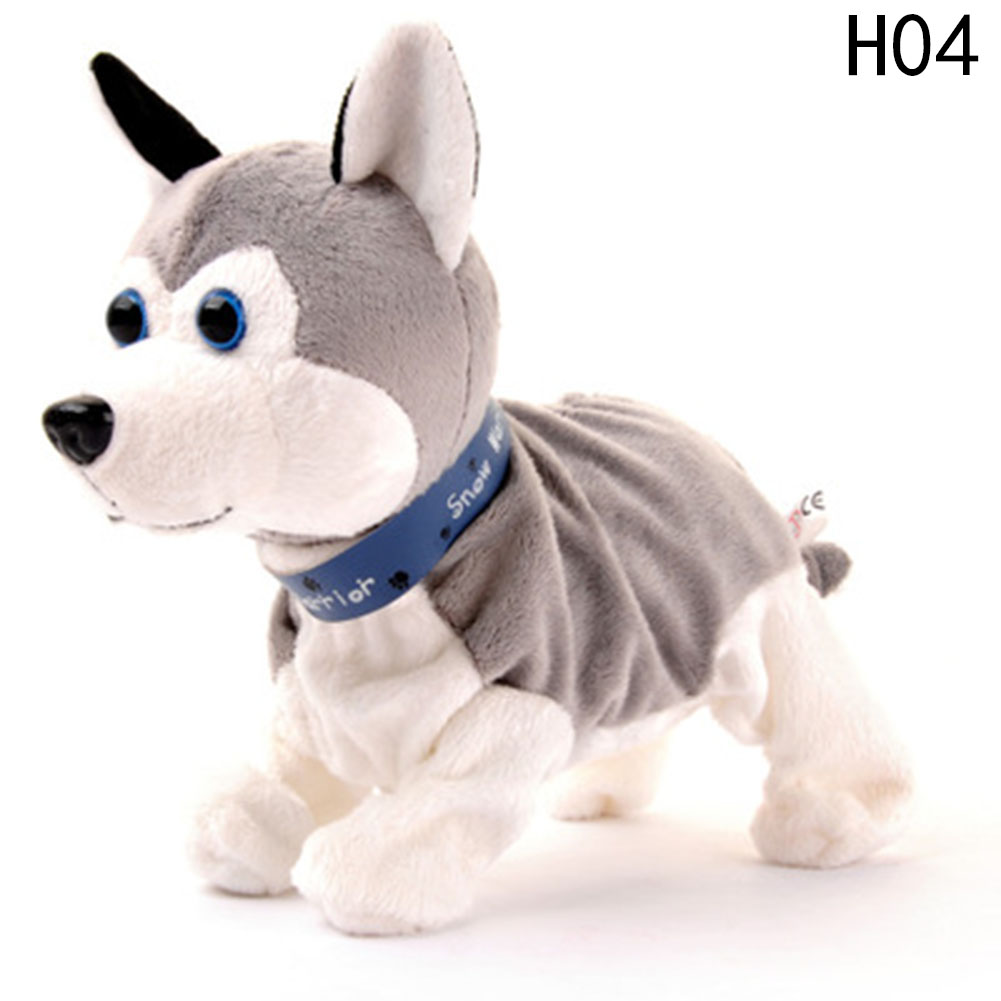 Sound Control Electronic Dogs Interactive Electronic Pets Robot Dog Bark Stand Walk Electronic font b Toys