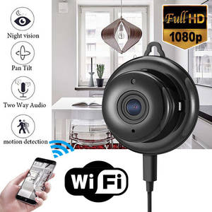 Mayitr 1 pc HD 1080 P Mini Wireless WIFI IP Camera for Home Security CCTV