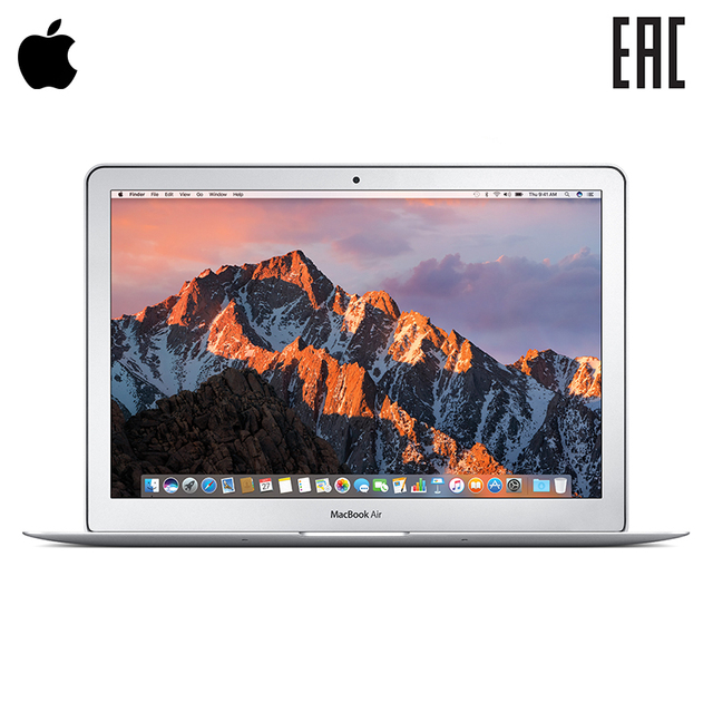 "Apple MacBook Air 13 "": 1.8 ГГц Двухъядерный Intel Core i5, 128 ГБ (MQD32RU/A)"