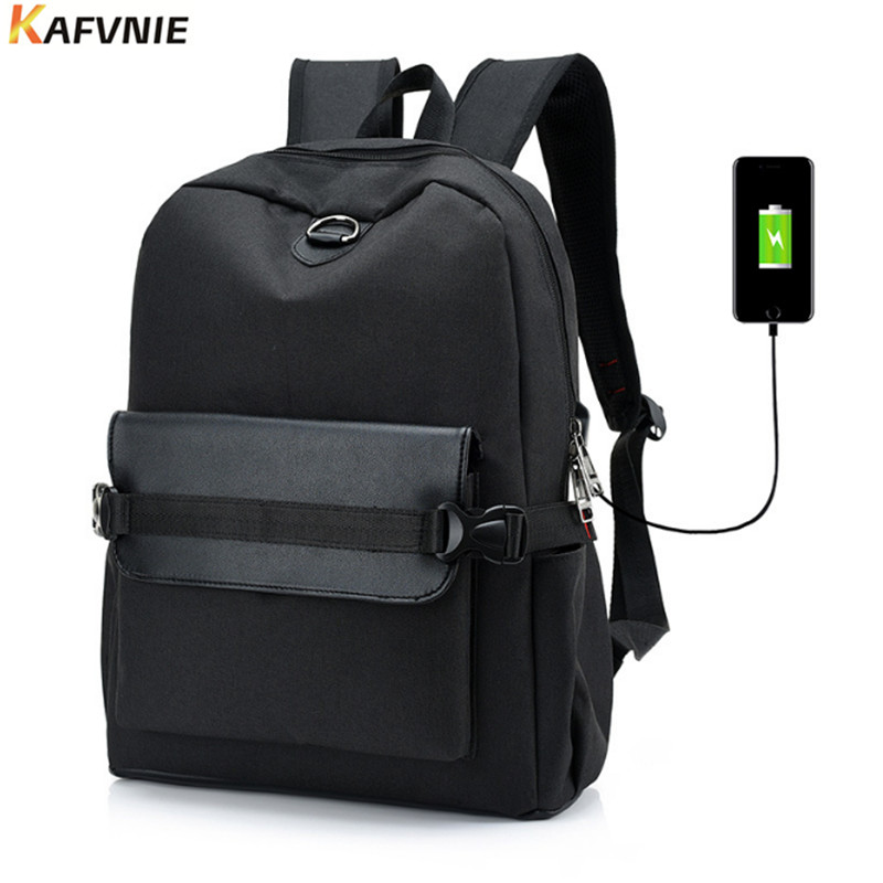 2017 Fashion Canvas Men Travel Charging Backpack Girls School Bags For Teenagers Boys Large Capacity Laptop Backpacks Usb Bag materials surface processing by directed energy techniques
