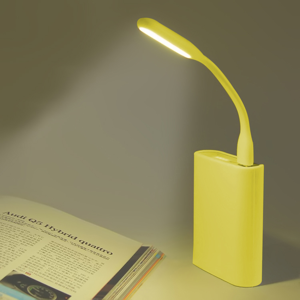 Mini Portable USB LED Lamp 5V 1.2W Super Bright Book Light Reading Lamp For Power Bank PC Laptop Notebook Car Accessories