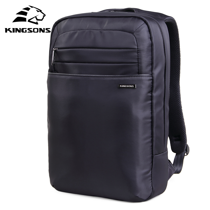 все цены на Kingsons 15-inch Laptop Backpack Wear-resistant Bag for Men and Women Unisex Backpack Travel Backpack