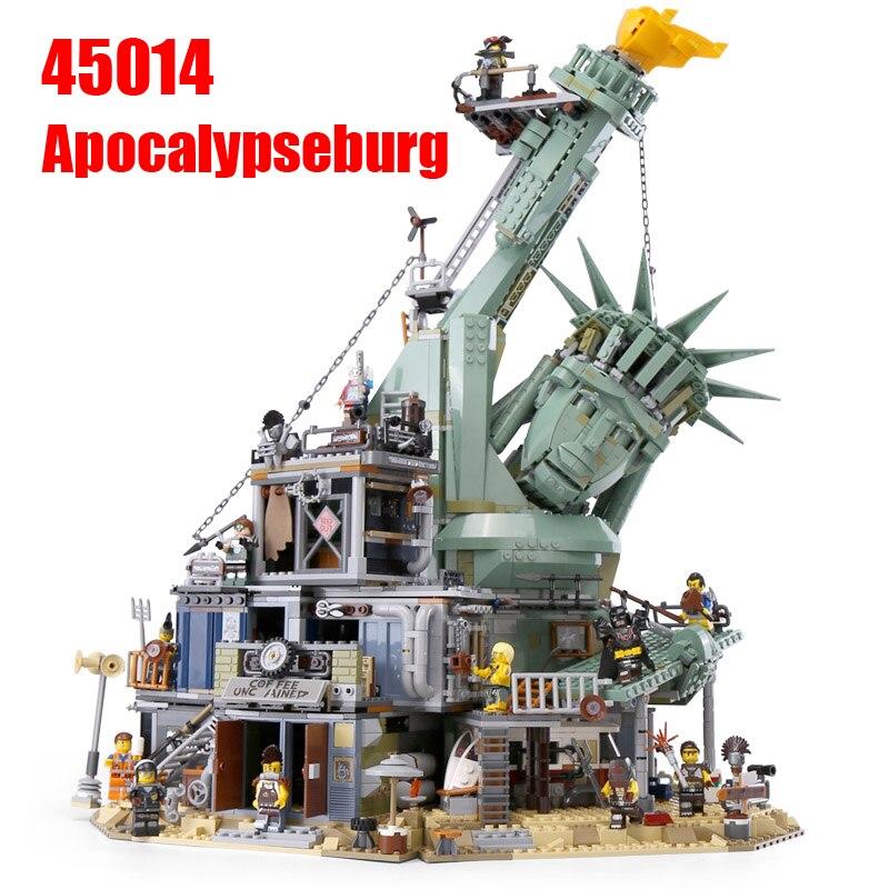 Lepin film série 3560 pièces Legoinglys ensembles modèle blocs de construction briques assemblé bricolage Kits jouets éducatifs pour enfants cadeaux