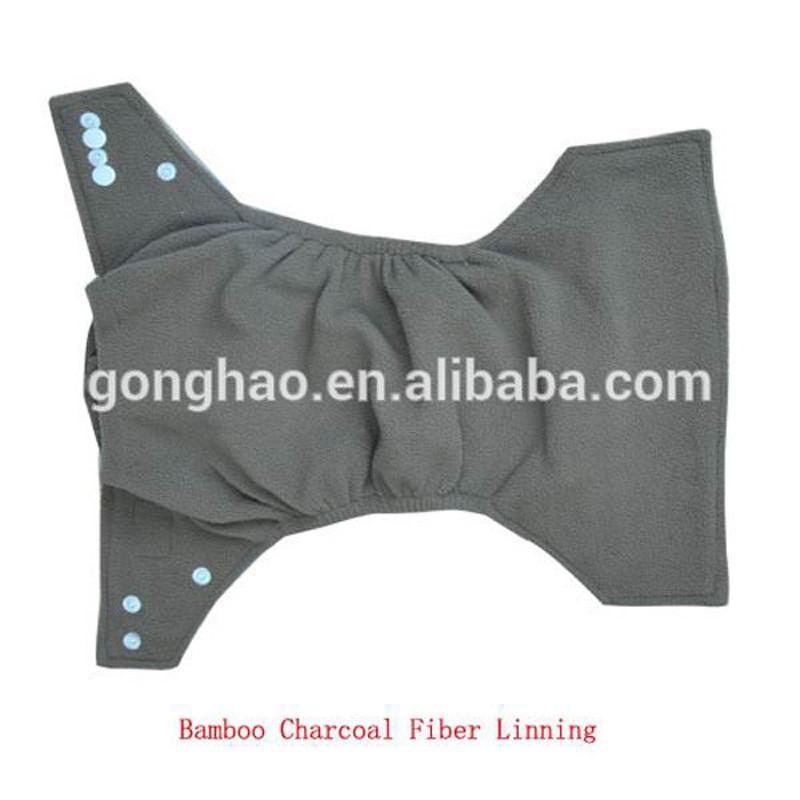 charcoal diaper inner