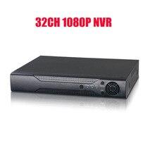 Free shipping H.264 32CH 1080P NVR  Security CCTV DVR NVR 1080P Onvif Max 6TB 2* SATA interface