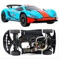 1/5 весы ROVAN ROFUN F5 36CC с 2T бензиновым двигателем  3 шт. 40 кг Servo 4WD RC Drift плоский автомобиль  спортивный раллийный автомобиль
