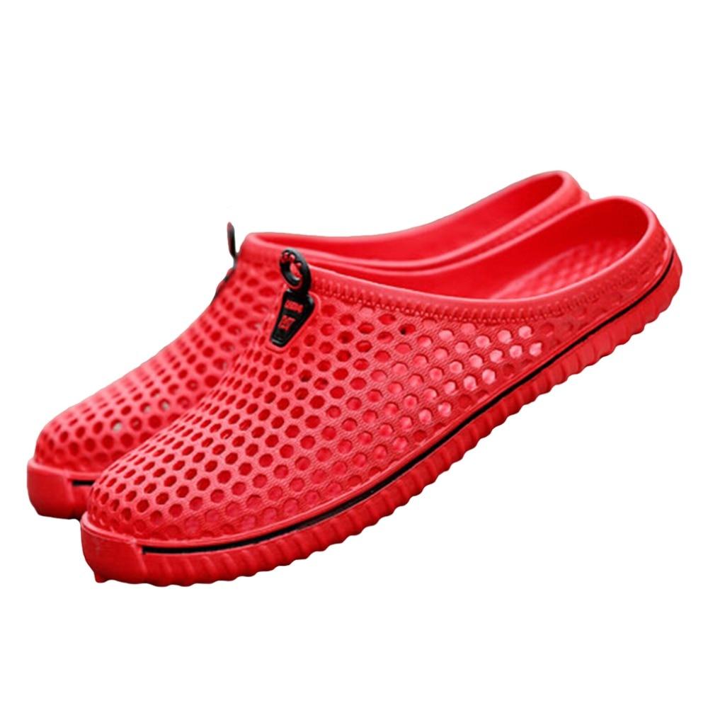 Men Women Breathable Water Shoes Beach Flat Summer Travel Sneakers Lightweight Slip On Aqua Sport Toning