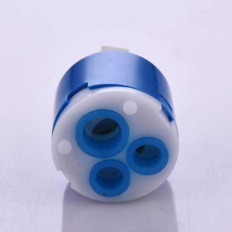 Ulgksd 무료 배송 35mm/40mm 세라믹 카트리지 수도꼭지 액세서리 수도꼭지 카트리지 믹서 따뜻한 것과 차가운 믹서 도청