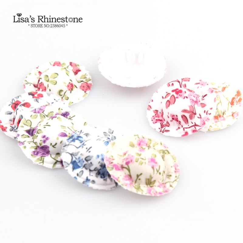 20Pcs Mini Flower Hat New Arrival in Stock ! <font><b>32mm</b></font> Felt Mini Top Hat Fascinator <font><b>Base</b></font> Women Party Hat DIY Handmade Accessories image