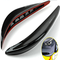 2PCS Car Bumpers Anti-rub Strip