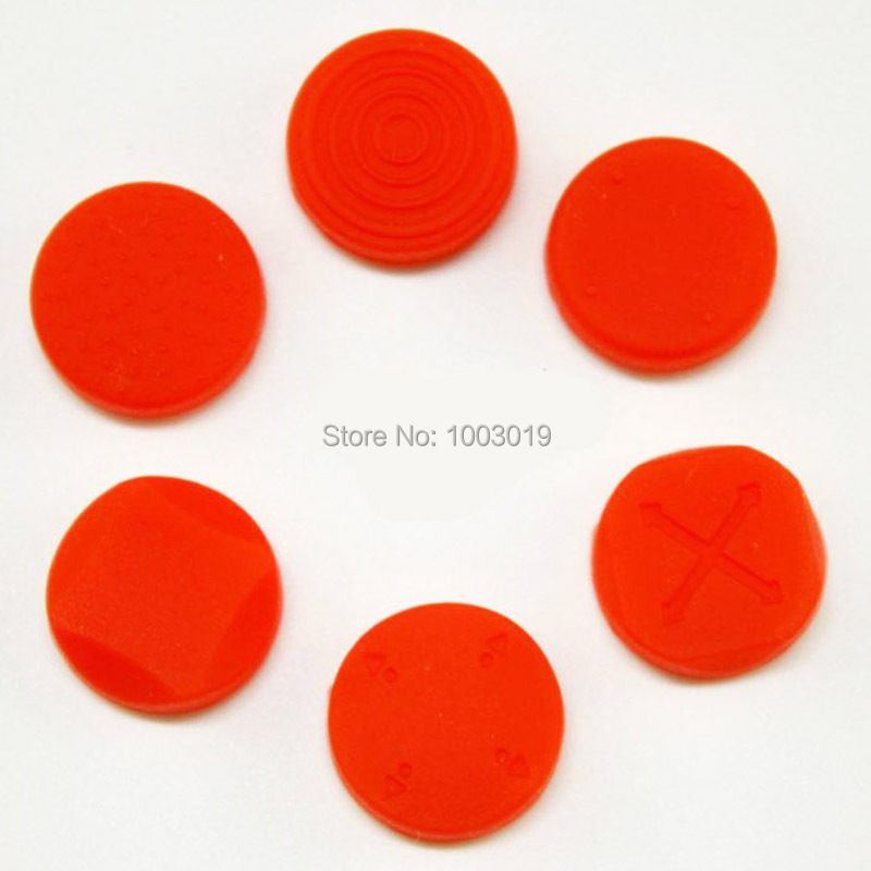 Black For PSV Analog D-Pad Joysticks Button Thumbstick Cover Kit For Playstation PS VITA 1000 /2000