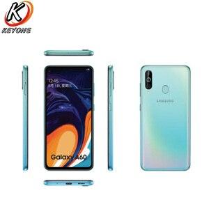 "Image 5 - New Samsung Galaxy A60 4G LTE Mobile Phone 6.3"" 6G RAM 128GB ROM Snapdragon 675 Octa Core 32.0MP+8MP+5MP Rear Camera Smart Phone"