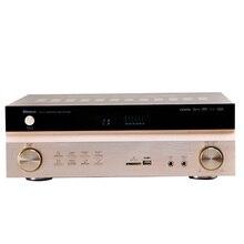 Shinco S-9009 Casa 5.1 de alta potência profissional amplificador ktv amplificador digital de alta fidelidade Do Bluetooth