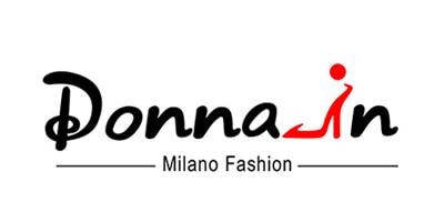 Лого бренда Donna-in из Китая