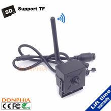 720 P HD Wi-Fi Беспроводной Открытый Главная Видеонаблюдения Ip-камера Поддержка 32 Г TF Карта для Записи IOS и Android APP удаленный просмотр