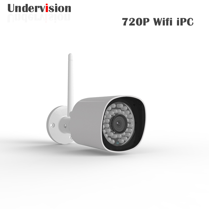 Wif IP Camera ,wired &wireless Onvif p2p IP camera Waterproof Mini  IPC quick connect mini IPC ,free Shippiing ccdcam ec ip2541w m jpeg image compression wireless wired ip camerawireless wired ip camera