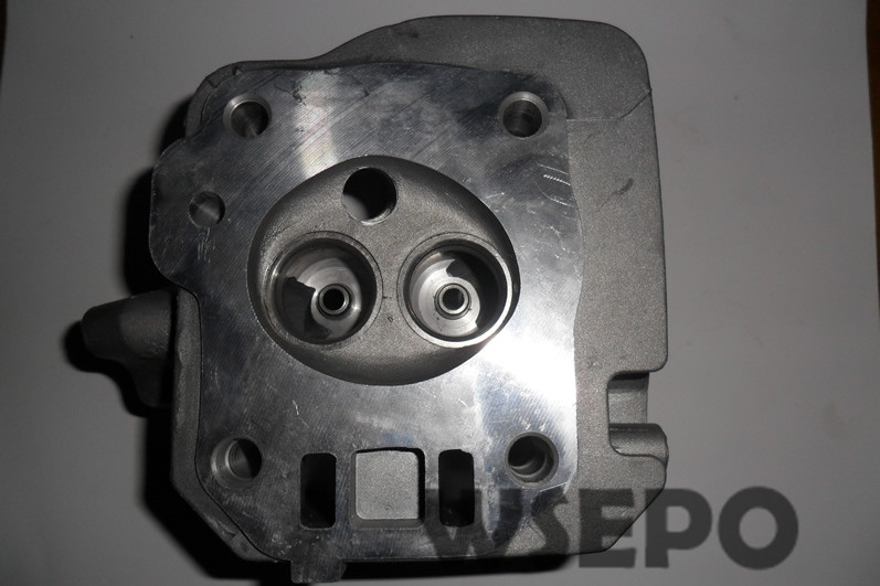 Chongqing Quality! Cylinder head Component fits 168FA/GX160 5.5HP 163cc Gas Engines,2KW Generator Parts
