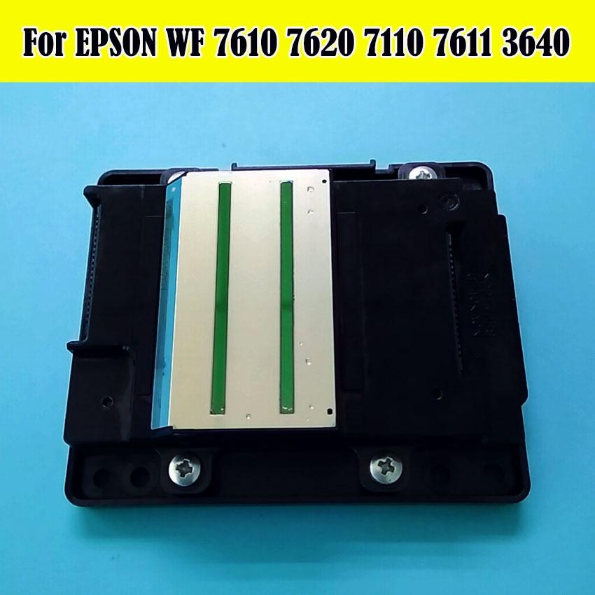 27XL 252XL Original Printhead Print Head For Epson WF-7620 WF-7611 WF-7111 WF-7621 WF-7110 WF-3641 WF-3640 WF-3620 Printer original printhead for epson wf 7620 wf 7110 wf 7111 wf 3620 wf 7621 wf 7610 wf 7611 wf 3520 wf 3640 wf 3620 inkjet printer head