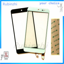 For Explay Fresh Capacitive Touch Panel Front Digitizer Glass Mobile Phone Touch Screen  Sensor Touchscreen  Free Shipping