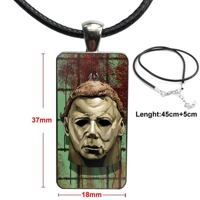Horror Character Fashion Necklace