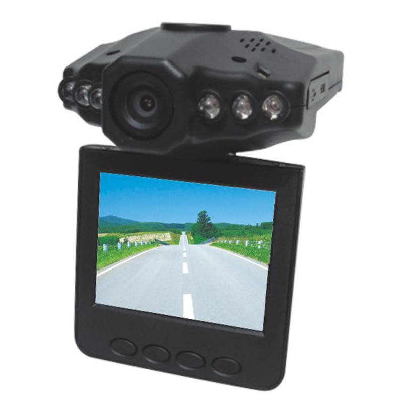2.5 Inch TFT Car DVR with 6 LED Lights Auto Car Camera Video Recorder Dash Cam Motion Detection Night Vision G-Sensor 10