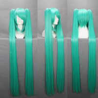 High Quality VOCALOID Cosplay Wig Hatsune Miku Costume Play Wigs Halloween Party Anime Game Hair