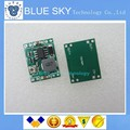 Free Shipping 200PCS GW1584 Ultra-small size DC-DC step-down power supply module 3A adjustable step-down module super LM2596