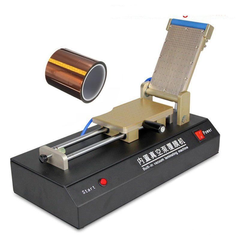 Built in Vacuum OCA Film Laminating Machine LCD Touch Screen Laminate Polarized Film OCA Laminator Repair